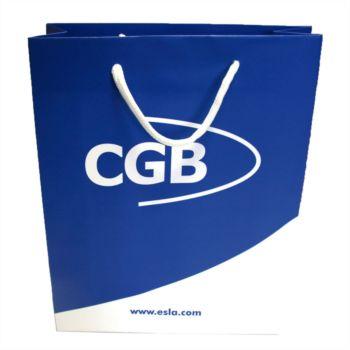 Bolsa azul Cgb