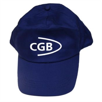 Gorra color azul Cgb