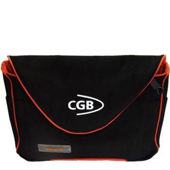 Maletín mini portátil Tech Air zhe001 negro y naranja 11.6'' Cgb