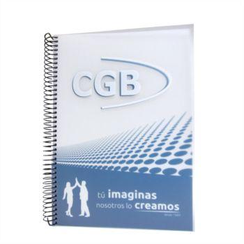 Cuaderno Cgb