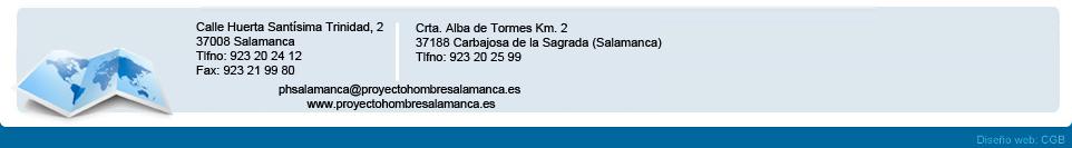 Proyecto Hombre Salamanca