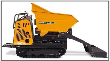 Mini Dumper Kato-Imer Carry 107 HT