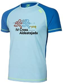 Camiseta Cross Aldeatejada