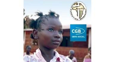 Campaña Un ordenador por África