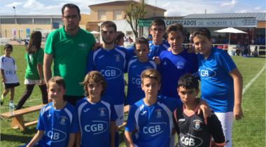 "II Torneo Fútbol 7 CGB ""Por un futuro si"