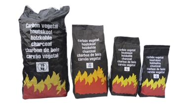 Carbón vegetal