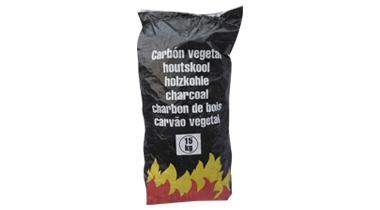 Carbón especial para restaurantes 15Kg