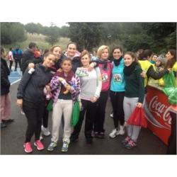 I Carrera San Silvestre Solidaria UPSA