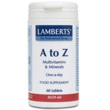 A-Z Multi 60 Tabletas LAMBERTS