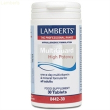 Multi-Guard® 30 Tabletas LAMBERTS