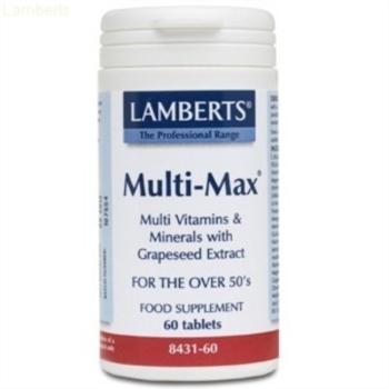 Multi-Max® 60 Tabletas LAMBERTS