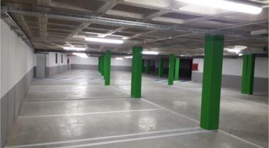 Subasta 18 plazas garaje