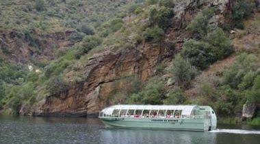 Crucero fluvial por los arribes del Duer