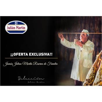 Jamón Reserva de Familia Julián Martín