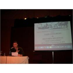 Congreso de Historia 2012.