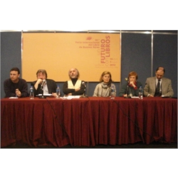 Francmasonería y Derechos Humanos. Feria Internacional del Libro de Buenos Aires 2012.