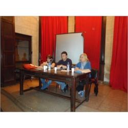 Conferencia sobre Masonería. Museo Roca 2013.