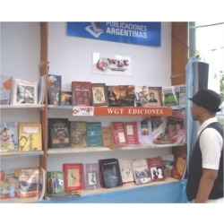 Feria del Libro de Puerto Rico 2010.