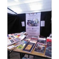 Feria del Libro de Coronel Brandsen. Septiembre de 2014.