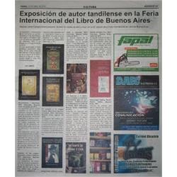 42° Feria Internacional del Libro de Buenos Aires 2016