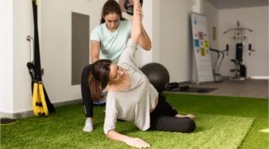 Fisioterapia y éxito paralimpico