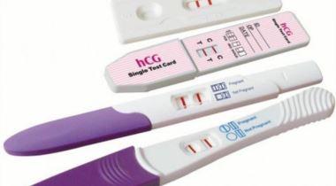 Test embarazo