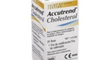 Tesión - colesterol