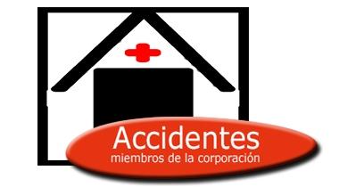 Accidentes de miembros de la Corporación
