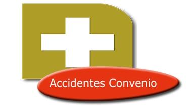 Accidentes de convenio