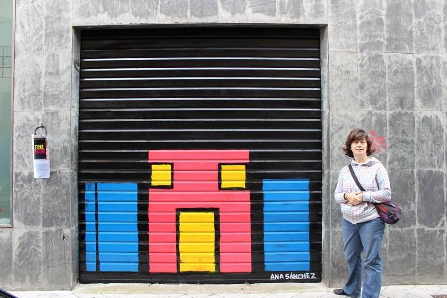 Arte urbano - ZOES Salamanca