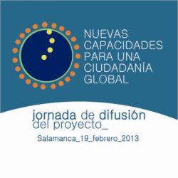"""Jornada de difusión del proyecto """"Nuevas Capacidades para una Ciudadanía Global"""""""