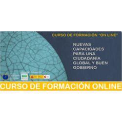 """ACCIONES DE FORMACIÓN DE """"NUEVAS CAPACIDADES PARA UNA CIUDADANÍA GLOBAL"""". Proyecto Organizado y desarrollado por REGTSA con la colaboración de la AECID."""