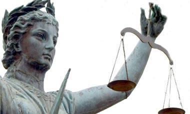 Imagen estatua justicia