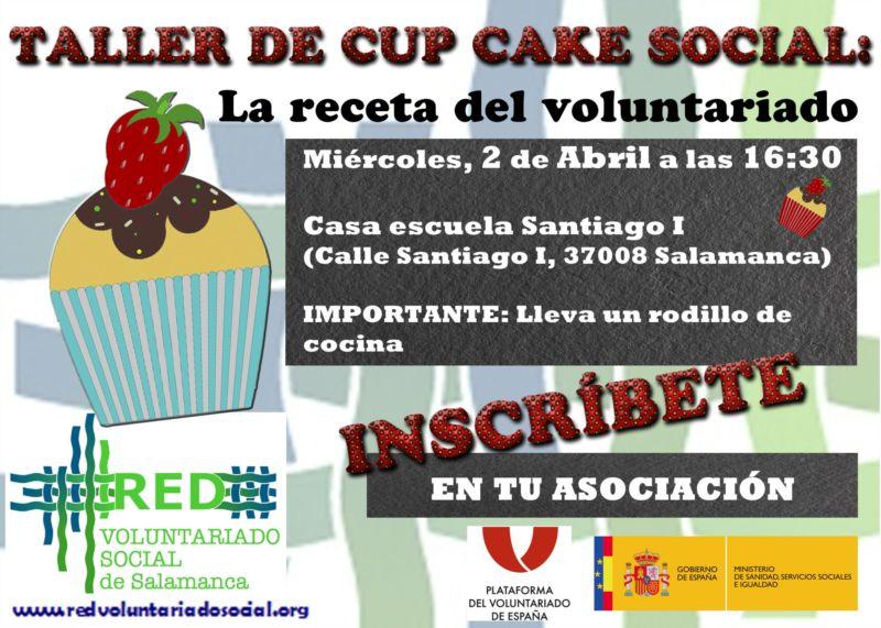 Taller de Cupcake social