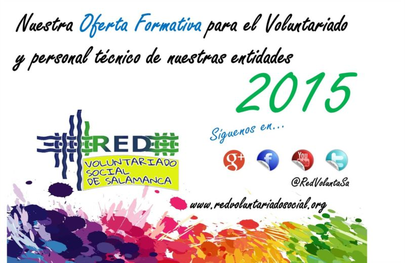 Oferta formativa 2015