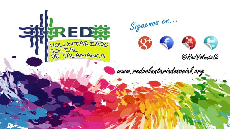 Imagen corporativa Red Voluntariado Salamanca