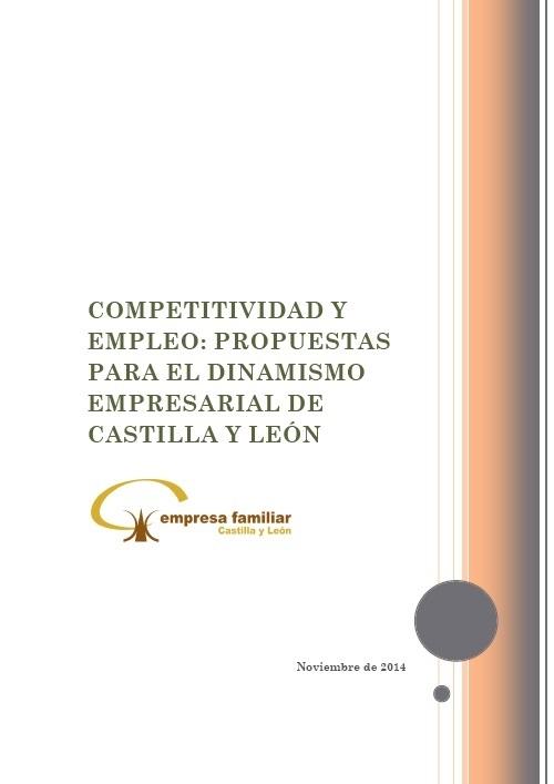 Empresa familiar de castilla y le n documentos efcl for Oficina empleo castilla y leon