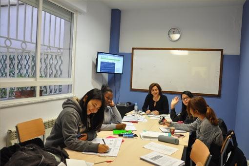 Clases Colegio Hispano Continental