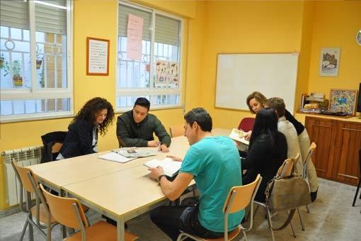 Clase Colegio Hispano Continental