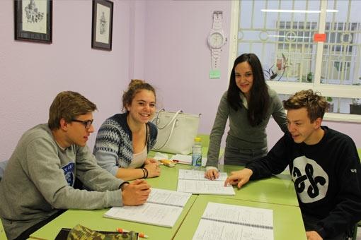 Clases Colegio Hispano