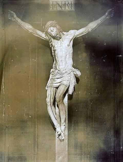 Imagen Stmo. Cristo de las Injurias