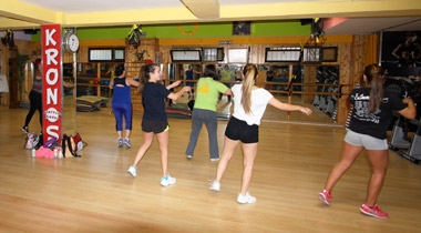 Horarios Fitness
