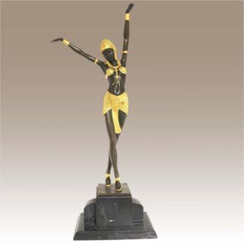 Bailarina egipcia, Demetre Chiparus