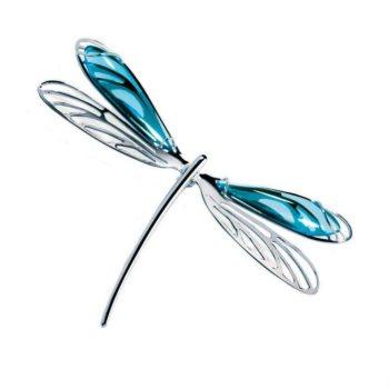 Broche de libélula - René Lalique