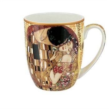 """Taza """"El Beso"""" de G. Klimt"""