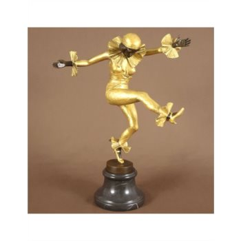 "Colombina Art Decó ""Dancing Columbine"" -"