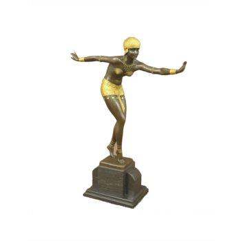 """""""Phoenician Dancer"""" Chiparus"""