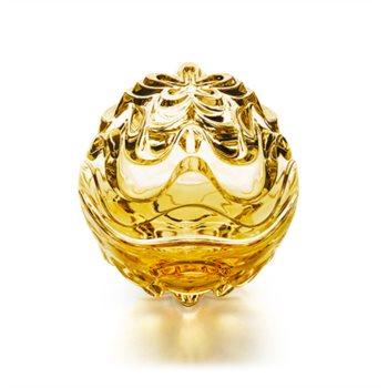 Vibration box. Gold luster crystal