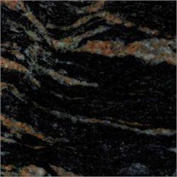 Negro vulcano