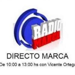 Entrevista en Radio Marca (@Ladeporteca)